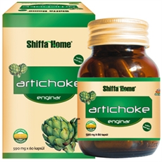 Shiffa Home Enginar (Artichoke)  590mg 60 Kapsül