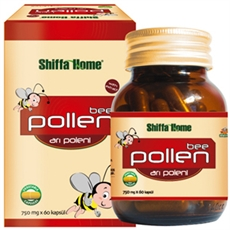 Shiffa Home Polen 830mg 60 Kapsül