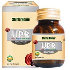 Shiffa Home UPR (Isırgan Otu) 760mg 60 Kapsül